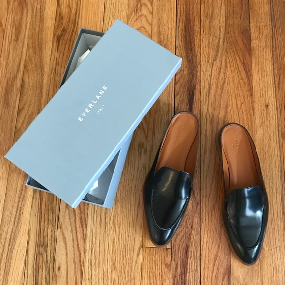 74f86b205ff Everlane Shoes - Everlane Modern Loafer Mule